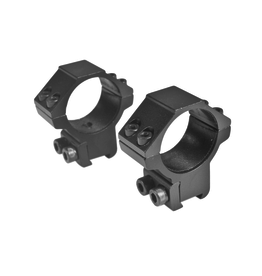 Leapers Airgun/.22 Medium Profile 2-piece 30mm Rings