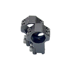 """Leapers Airgun/.22 High Profile 2-piece 1"""" Rings"""