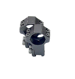 "Leapers Airgun/.22 High Profile 2-piece 1"" Rings"