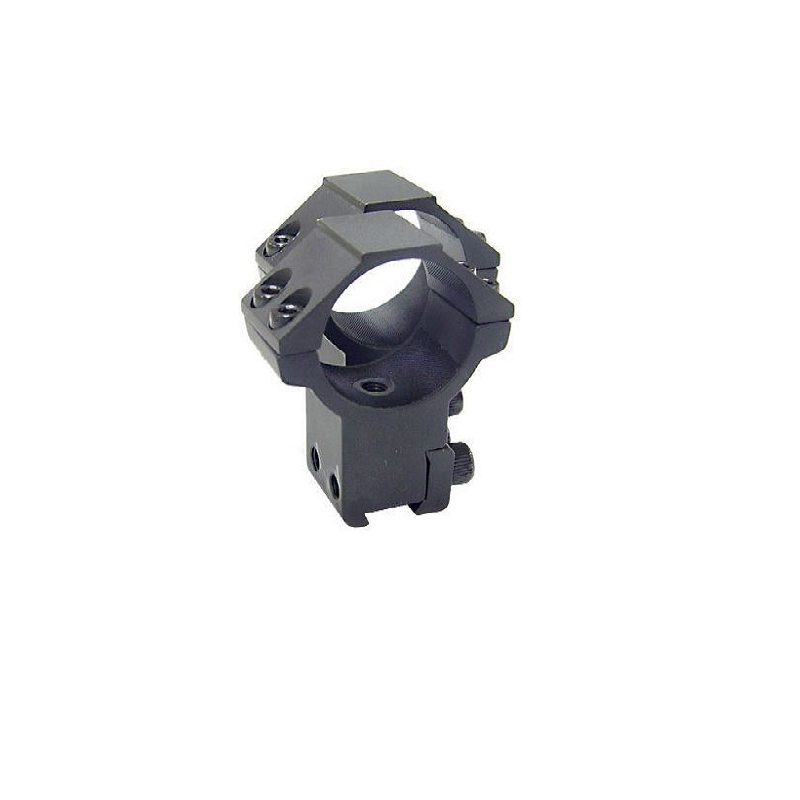 Leapers Airgun/.22 High Profile 2-piece 30mm Rings