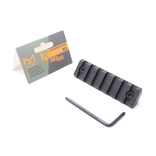 """Tiger Rock 3"""" M-LOK Rail Section (Package)"""
