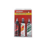 SLIP 2000 SLIP2000 EXTREME CLEANING SYSTEM, Extreme Weapons Lube & Cleaners 3/PK 4OZ