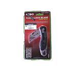 Nebo Folding Lock-Blade Utility Knife Black