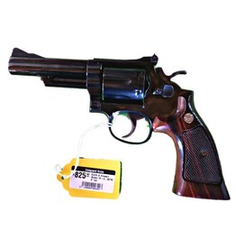 "Smith & Wesson Smith & Wesson Model 19-4, .357M 4"" brl"