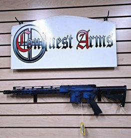 ANDERSON Anderson AM-15 5.56 Rifle, Cerakote Distressed Blue 16""