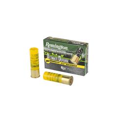 "REMINGTON AMMUNITION Remington, Ultimate Defense, 20 Gauge 2.75"", #3 Shotshell, 17 Pellets, 5 Round Box"
