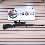 Weatherby Weatherby Vanguard Syn w/ 10-40 scope, .300 WBY Mag