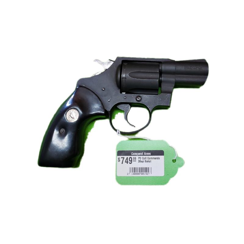 Colt Colt Commando 38spl 6shot PO