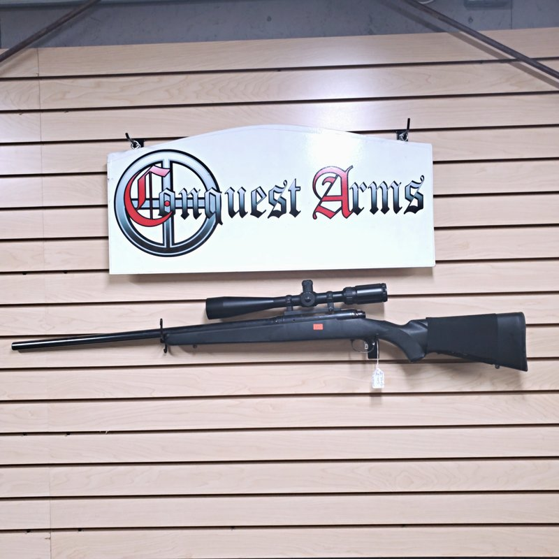 "Savage Arms Savage Model 12, .204 Ruger w/Scope 8-32 26"" Bull Brl PO"