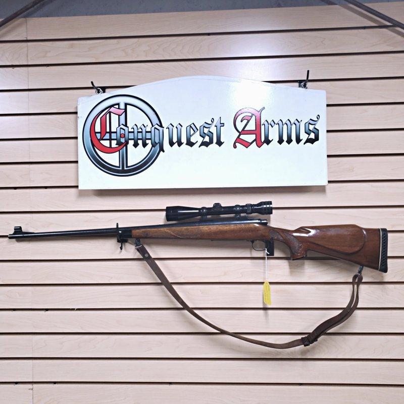 Remington Remington 700 7mm Mag w/Scope 3-9, Wood PO