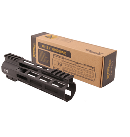 "Tiger Rock AR-15 M-Lok 7"" Super Slim Free Float Handguard"