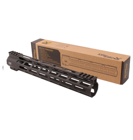 "Tiger Rock AR-15 M-Lok 12"" Super Slim Free Float Handguard"