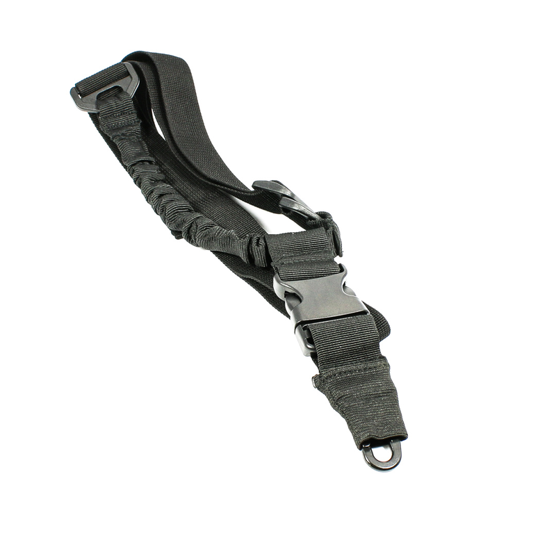 Tiger Rock One Point Tactical Bungee Sling with H&K Hook
