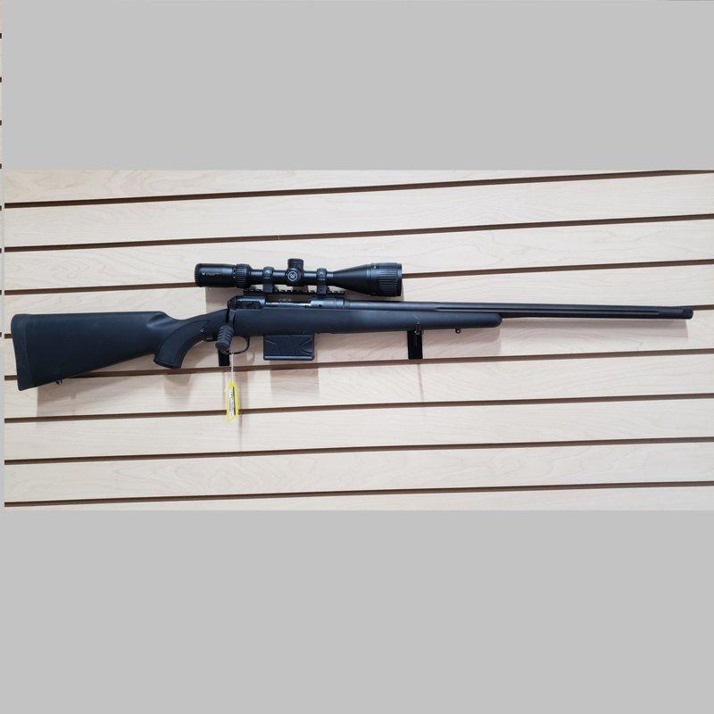 Savage Arms Savage Model 10 .308, fluted & threaded brl, 1 mag, Vortex 6-10x44 scope
