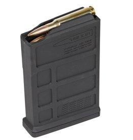 Magpul MAG579-BLK PMAG Bolt Action 7.62x51/308Win/7mm-08 Rem/6.5mm Crdmr/260 Rem/243 Win 10rd Detachable