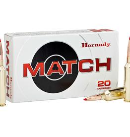 Hornady Hornady 82180 Match 300 Winchester Magnum 195 GR ELD-Match 20 Bx
