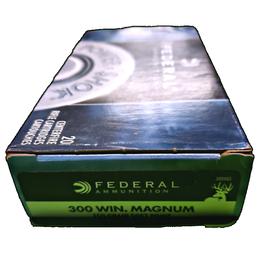 Federal FDR CART 300 Win Mag 150GR SP PWR-SHK