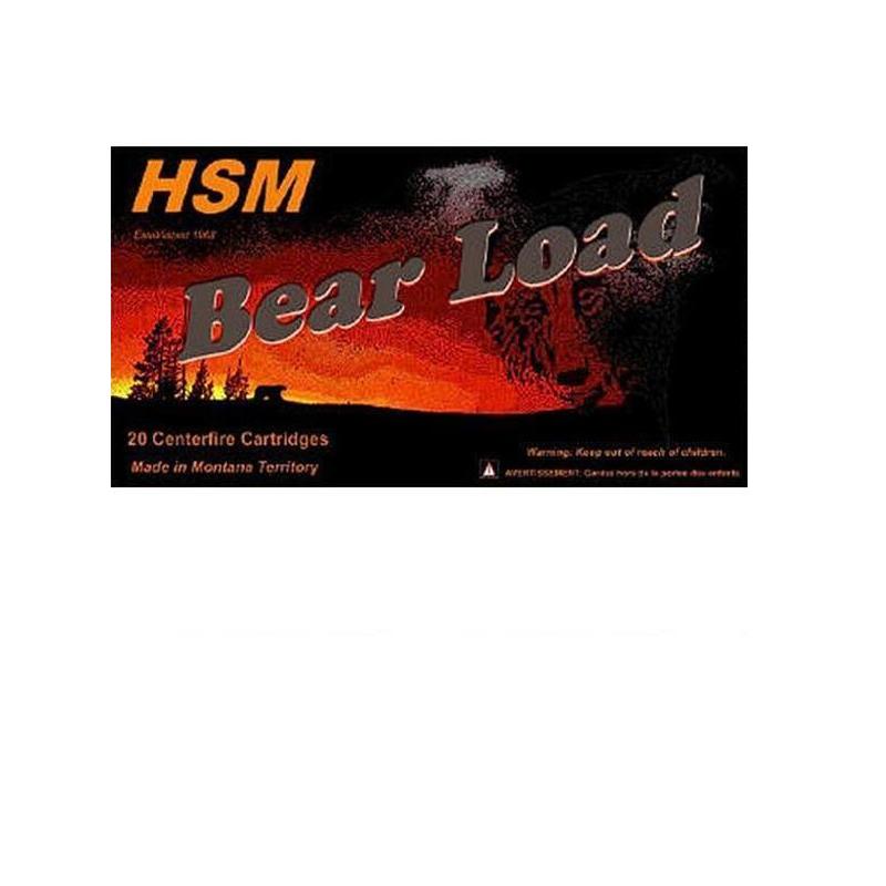 HSM HSM 454C4N20 BEAR LOAD 454CAS 325 WFNGC 20/20