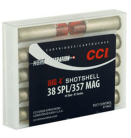 CCI 38/357 #4 SHOTSHELL10