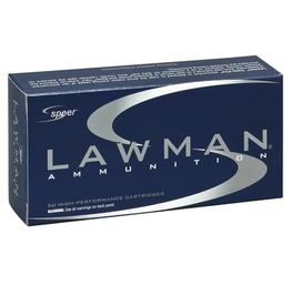 Speer SPR LAWMAN 45GAP 185GR TMJ FN