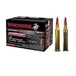 Winchester WIN CART 17WSM 20GR PLAS TIP