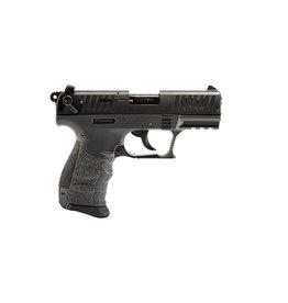 Walther Arms Inc WAI P22Q 22LR 10RD 3.4B TUN TB