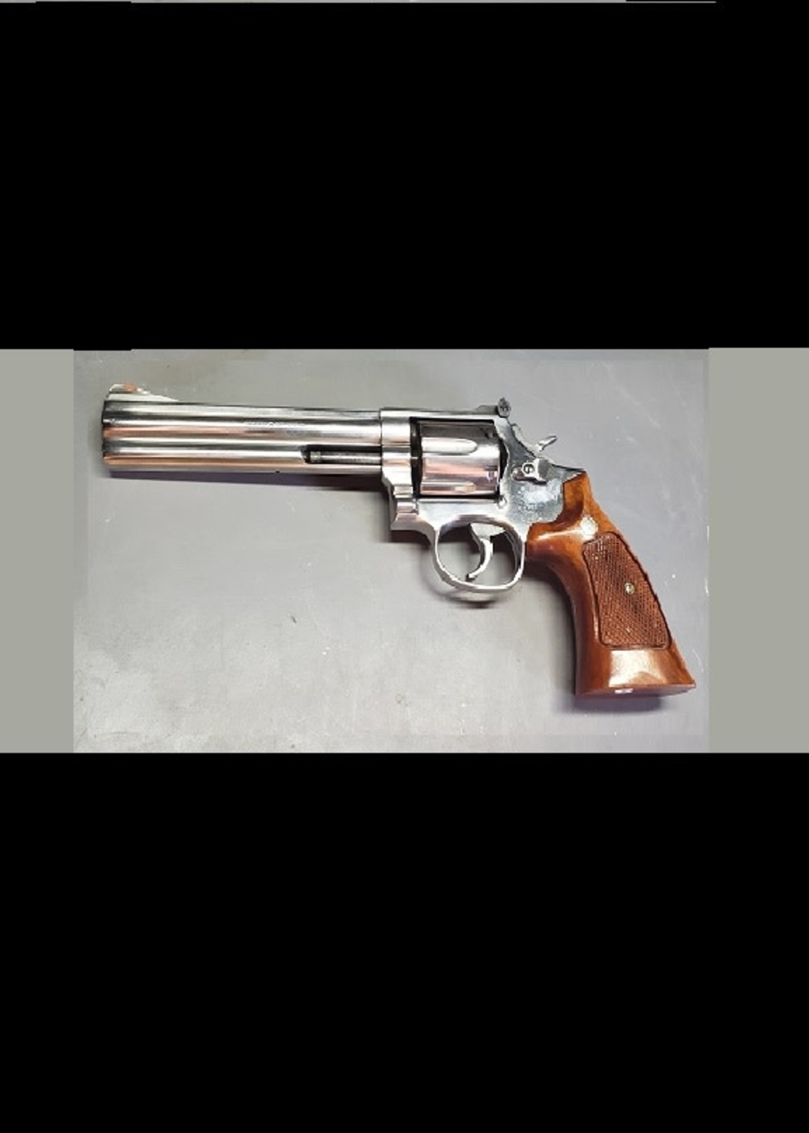 Smith & Wesson S&W 586,  .357M SS 6shot