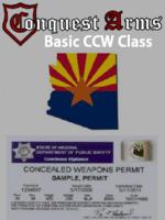 Conquest Conquest Basic CCW