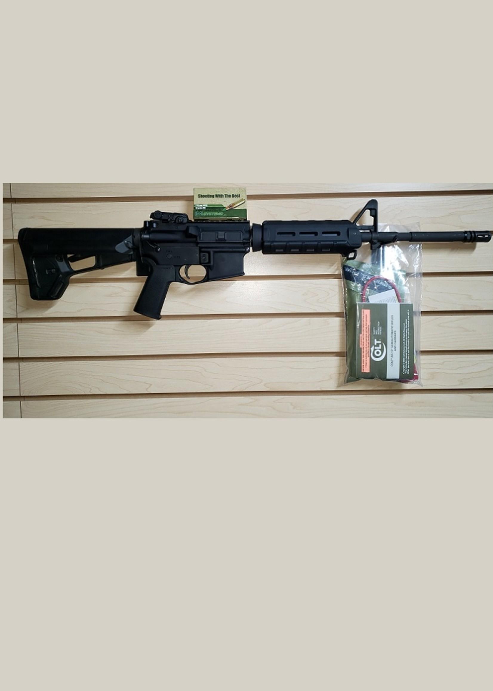 """Colt Colt M4 Carbine """"LE"""" 5.56 NATO  (Magpul Edition) BLK"""