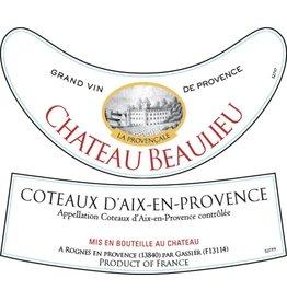 Chateau Beaulieu Chateau Beaulieu Coteaux d'Aix-en-Provence Rose (2016)