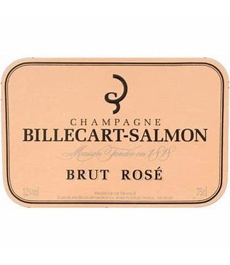 Billecart-Salmon Billecart-Salmon Champagne Brut Rose (N.V.)