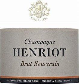 Henriot Henriot Champagne Brut Souverain (N.V.)