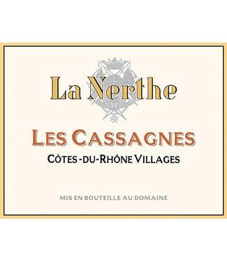 Chateau La Nerthe Cotes-du-Rhone Villages La Nerthe 'Les Cassagnes' (2018)