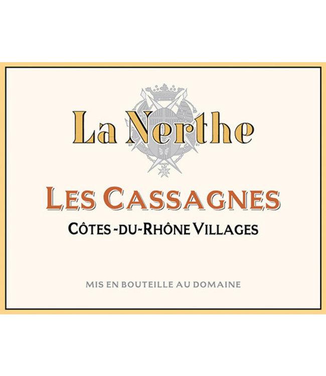 Cotes-du-Rhone Villages La Nerthe 'Les Cassagnes' (2018)