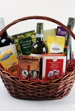 Vintage Wine Cellars Celebration Basket