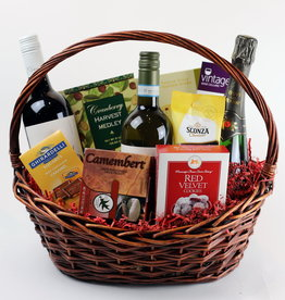 Vintage Wine Cellars Celebration Basket