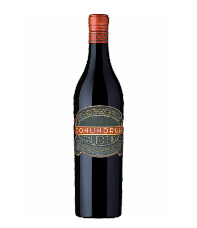 Wagner Family of Wines Conundrum Wines Red (2018)