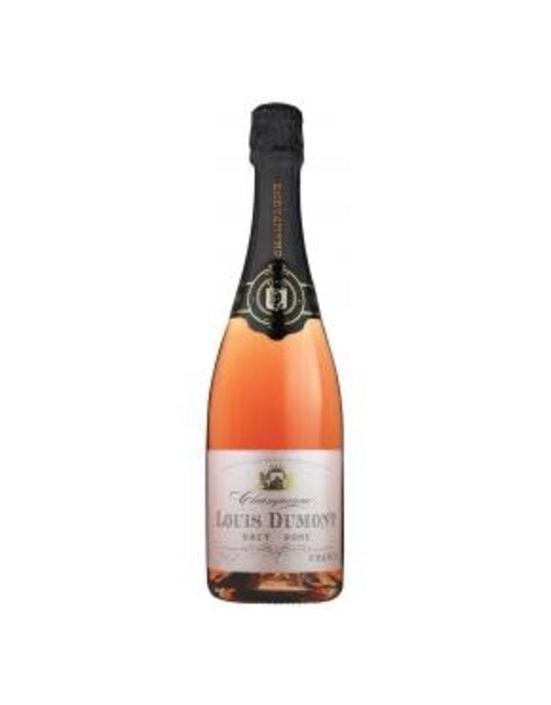 Louis Dumont Louis Dumont Champagne Brut Rose (N.V.)