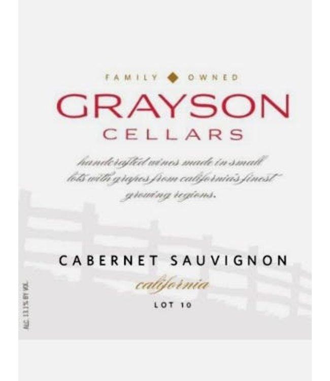 Grayson Cellars Cabernet Sauvignon (2018)