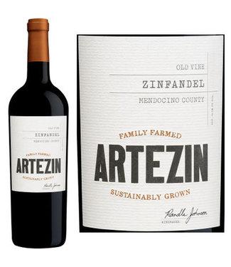 Artezin Wines Artezin Zinfandel Mendocino County (2017)