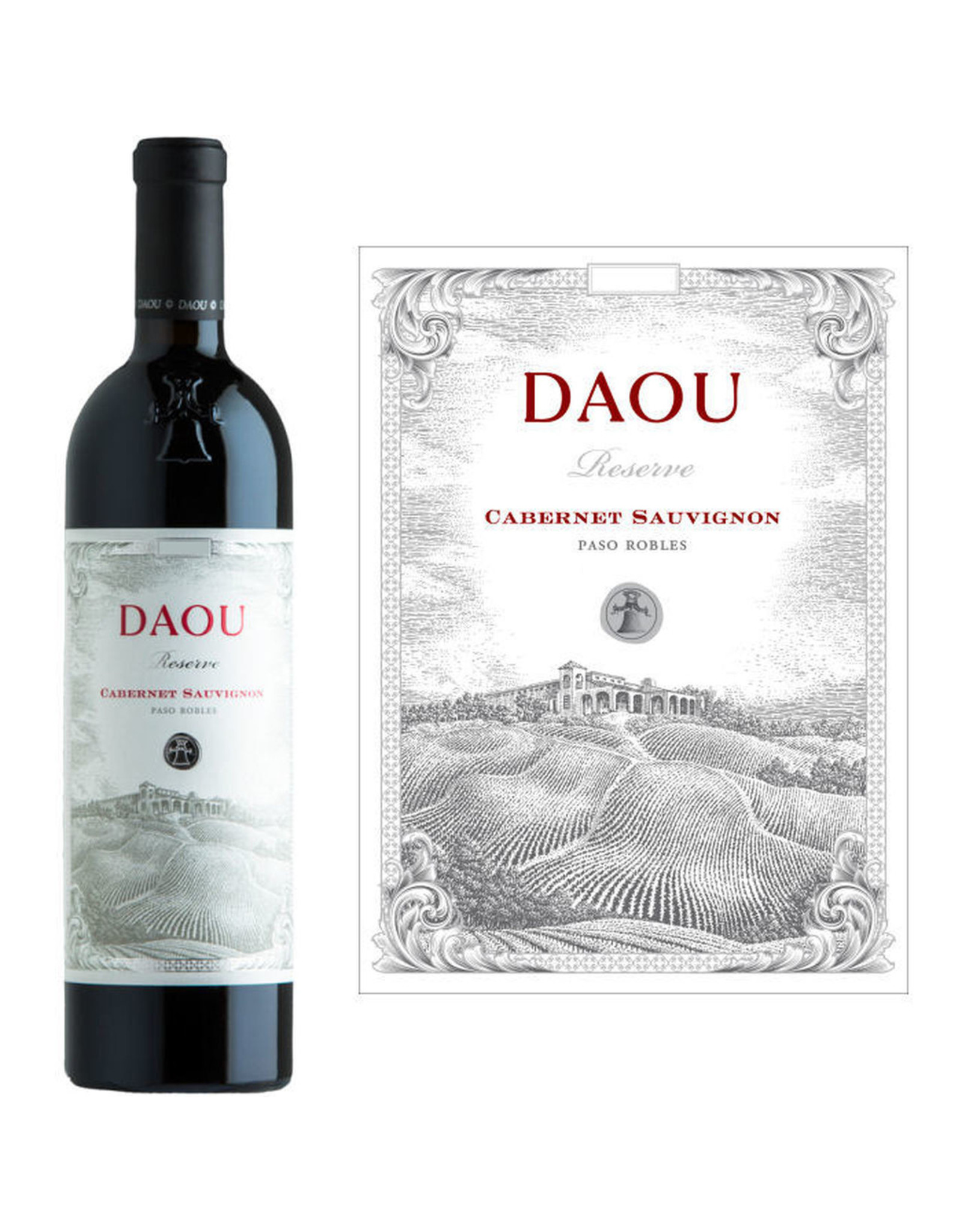 Daou Vineyards Daou Vineyards Cabernet Sauvignon Reserve (2017)