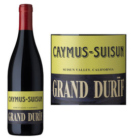 Wagner Family of Wines Caymus-Suisun Grand Durif (2017)