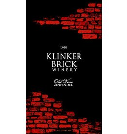 Klinker Brick Klinker Brick Zinfandel Old Vine (2014)