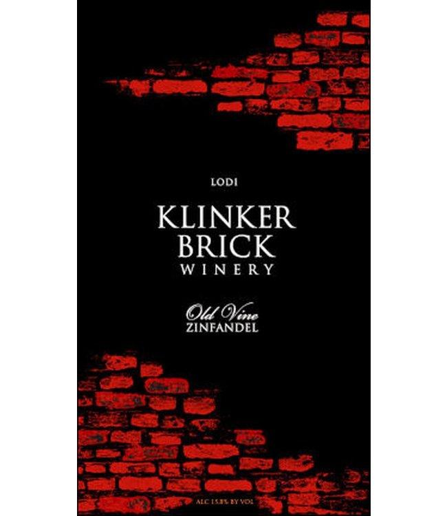 Klinker Brick Zinfandel 'Old Vine' (2017)