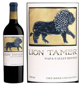 The Hess Collection Hess Collection Lion Tamer Red (2016)