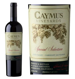 Wagner Family of Wines Caymus Cabernet Sauvignon 'Special Selection' (2015)