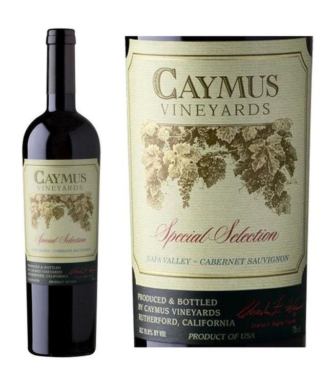 Caymus Cabernet Sauvignon 'Special Selection'                              (2016)