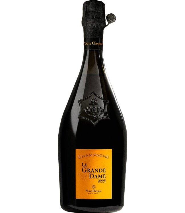 Veuve Clicquot Ponsardin Champagne Brut 'La Grand Dame' (2008)
