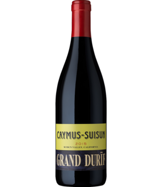 Wagner Family of Wines Caymus-Suisun Grand Durif (2018)