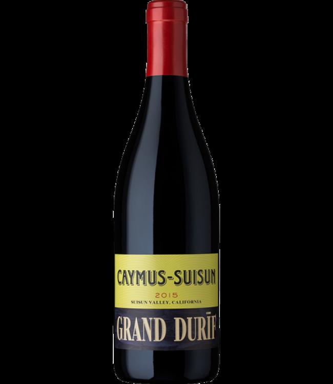 Caymus-Suisun Grand Durif (2018)